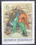 Poštovní známka Rakousko 1976 Moderní umění Mi# 1537