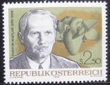 Poštovní známka Rakousko 1976 Viktor Kaplan Mi# 1534
