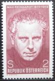 Poštovní známka Rakousko 1973 Max Reinhardt, ředitel divadla Mi# 1424