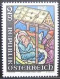 Poštovní známka Rakousko 1973 Vánoce Mi# 1435