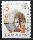 Poštovní známka Rakousko 1987 Celostátní loterie Mi# 1904