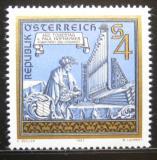 Poštovní známka Rakousko 1987 Paul Hofhaymer Mi# 1899