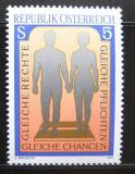 Poštovní známka Rakousko 1987 Rovná práva mužů a žen Mi# 1881