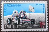 Poštovní známka Rumunsko 1971 Měsíční vozidlo Mi# 2969