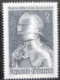 Poštovní známka Rakousko 1969 Gotické brnění Mi# 1302