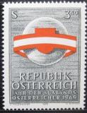 Poštovní známka Rakousko 1969 Rakušani za hranicemi Mi# 1306