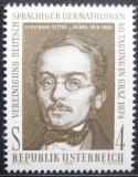 Poštovní známka Rakousko 1974 Ferdinand Hebra Mi# 1462