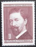 Poštovní známka Rakousko 1975 Heinrich Angeli, malíř Mi# 1494