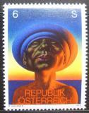 Poštovní známka Rakousko 1978 Moderní umění Mi# 1594