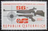 Poštovní známka Rakousko 1979 Střelecký klub Mi# 1599