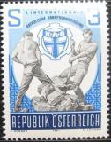 Poštovní známka Rakousko 1981 Katoličtí pracovníci Mi# 1688