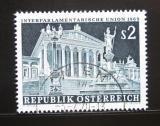Poštovní známka Rakousko 1969 Budova parlamentu Mi# 1290
