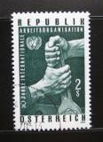 Poštovní známka Rakousko 1969 ILO, 50. výročí Mi# 1305