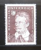 Poštovní známka Rakousko 1970 Thomas Koschat, skladatel Mi# 1336