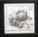 Poštovní známka Rakousko 1970 Váleční veteráni Mi# 1337