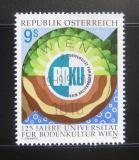 Poštovní známka Rakousko 1997 Zemědělská univezita Mi# 2230
