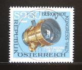 Poštovní známka Rakousko 1973 Fotoobjektiv Mi# 1428