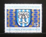 Poštovní známka Rakousko 1973 Veletrh v Dornbirnu Mi# 1417