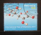 Poštovní známka Švýcarsko 2011 Vitamín C Mi# 2192