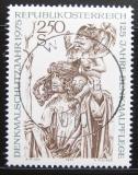 Poštovní známka Rakousko 1975 Architektura Mi# 1474