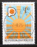 Poštovní známka Rakousko 1975 Asociace penzionů Mi# 1490