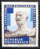 Poštovní známka Rakousko 1994 Karl Seitz, politik Mi# 2132