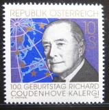 Poštovní známka Rakousko 1994 Richard C. Calergi Mi# 2141