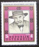 Poštovní známka Rakousko 1986 Julius Tandler, reformátor Mi# 1856