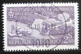 Poštovní známka Rakousko 1979 Festival v Bregenz Mi# 1623