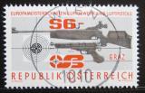 Poštovní známka Rakousko 1979 MS ve střelbě Mi# 1599