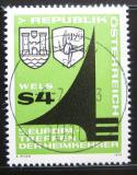 Poštovní známka Rakousko 1979 Váleční zajatci Mi# 1615