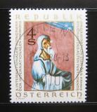 Poštovní známka Rakousko 1980 Kniha Genesis Mi# 1651