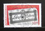 Poštovní známka Rakousko 1980 Staré noviny Mi# 1657
