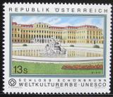 Poštovní známka Rakousko 1999 Zámek Schonnbrun Mi# 2277