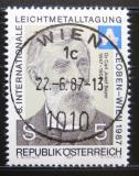 Poštovní známka Rakousko 1987 Dr. Karl Josef Bayer, chemik Mi# 1889