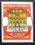 Poštovní známka Rakousko 1987 Úřad ombudsmana Mi# 1891