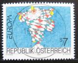 Poštovní známka Rakousko 1993 Evropa CEPT Mi# 2095