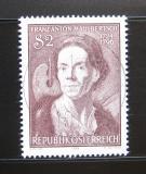 Poštovní známka Rakousko 1974 Franz A. Maulbertsch, malíř Mi# 1455