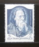 Poštovní známka Rakousko 1974 Franz Stelzhamer, básník Mi# 1460