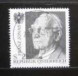 Poštovní známka Rakousko 1974 Prezident Franz Jonas Mi# 1458