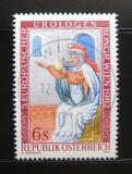 Poštovní známka Rakousko 1982 Urologický kongres Mi# 1702