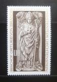Poštovní známka Lichtenštejnsko 1976 Biskup z Churu Mi# 666
