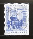 Poštovní známka Rakousko 1974 Poštovní dostavník Mi# 1471