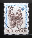 Poštovní známka Rakousko 1981 Kongres rehabilitace Mi# 1667