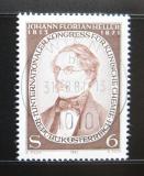 Poštovní známka Rakousko 1981 Johann Florian Heller Mi# 1676