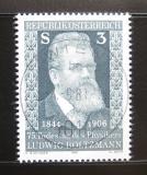 Poštovní známka Rakousko 1981 Ludwig Boltzmann, fyzik Mi# 1677