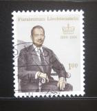 Poštovní známka Lichtenštejnsko 1966 Princ Franz Joseph II Mi# 464