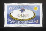 Poštovní známka Rakousko 1998 ZOH Nagano Mi# 2243