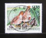 Poštovní známka Rakousko 1999 Bažanti Mi# 2281