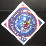 Poštovní známka Rakousko 1999 Federace sportu Mi# 2279